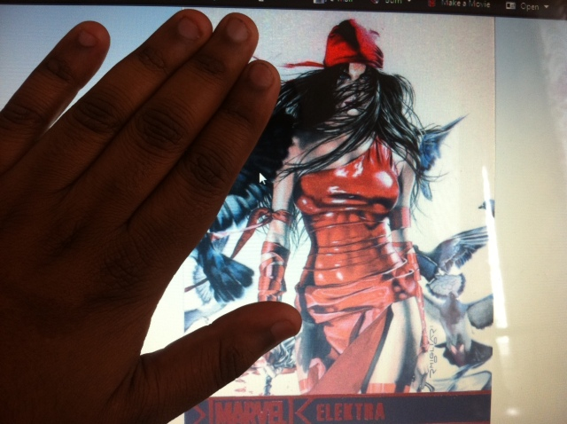 I love you scarlet witch