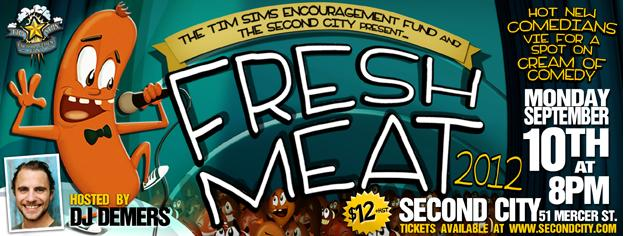 tim sim's fresh meat competition encouragement fund